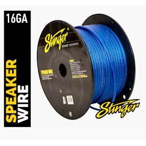STINGER 16GA SPK BLU 250'