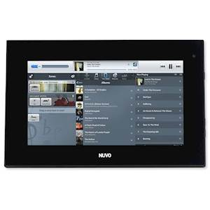 """7"""" Android PoE Touch Screen - Black"""