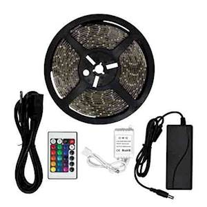 5m 5050 RGB LED Strip Kit