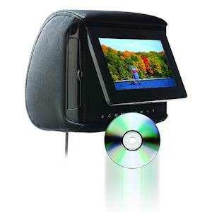"CONCEPT 7""DVD HEADREST/HDMI"