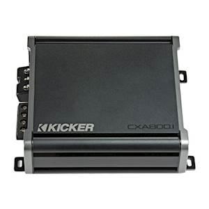 KICKER 800Wx1@2ohm AMP