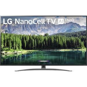 """LG 75"""" NANO CELL 4K HDR THIN"""
