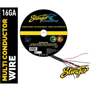 STINGER MARINE 16G SPKR WIRE