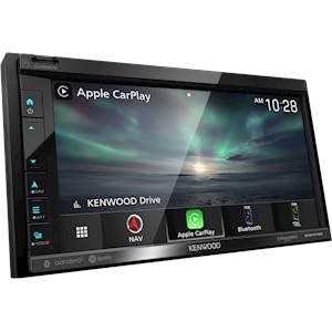 "KENWOOD 6.8"" NAVIGATION MECHLE"