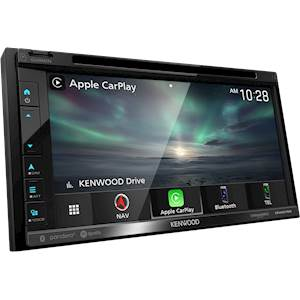 "KENWOOD*6.8"" GARMIN NAVIGATION"