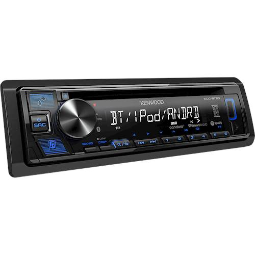 Kenwood Cd Player Bluetooth - Kdc-bt23