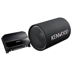 KENWOOD AMP/TUBE PACKAGE