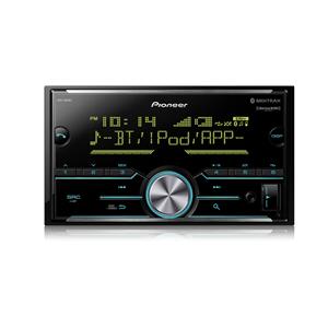PIO DD DMR BT/SXM/USB/iP/COLOR BSTOCK