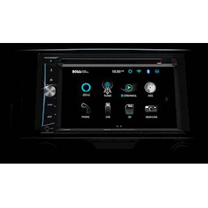 "BOSS 6.2"" DVD/BT/ALEXA CONTROL"