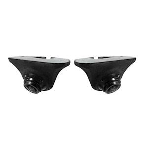 Dual Side View Blind Spot Cameras