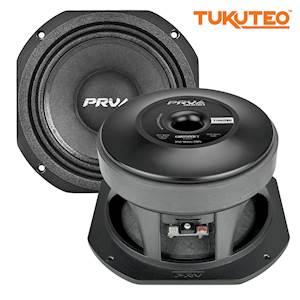 "PRV 6"" Tukuteo MidBass Loudspeaker - 8 Ohms 500 Watts"