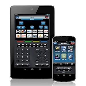 URC CC Control App for iPad/iPhone