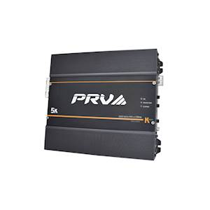 PRV*AMP 1CH 5000WRMS 2OHM 13.8