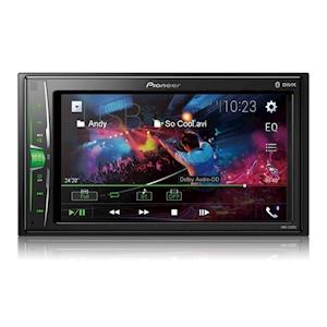 Pioneer 6.2-Inch WVGA Digital Multimedia Receiver