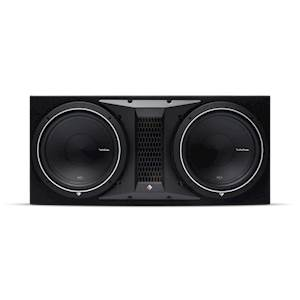 "RF PUNCH DUAL 12"" PORTED ENCLO"