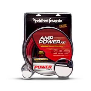 RF AMP KIT 8GA POWER ONLY