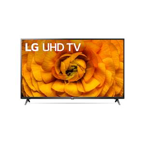 LG 65-Inch 4K Smart TV with AI ThinQ