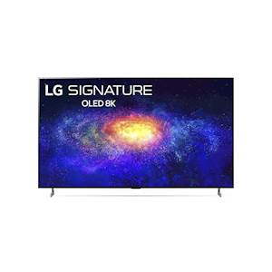 LG 77-Inch 8K Smart OLED TV with AI ThinQ
