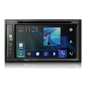 Pioneer Flagship 6.2-Inch Touchscreen In-Dash Navigation AV Receiver