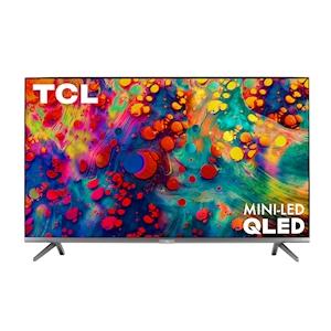 TCL 75-Inch 4K UHD HDR QLED Roku Smart TV - Natural Motion 480