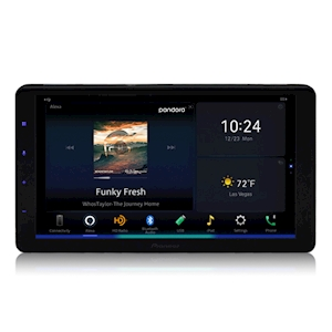Pioneer 9-Inch Multimedia Receiver with HD Capacitive Touch Floating Display
