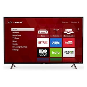 TCL 28-Inch 720p LED Roku Smart TV - 60Hz