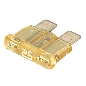 A/A#25 AMP ATC FUSES-10 PACK