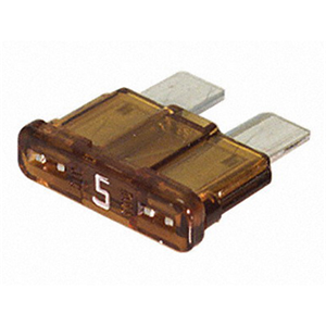 A/A#5 AMP ATC FUSES-10 PACK