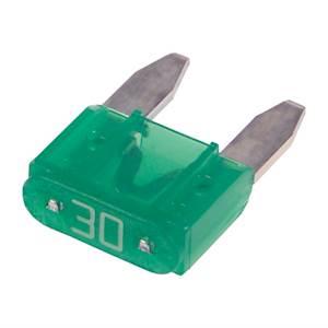 A/A#ATC MINI FUSES 30AMP-10 PK