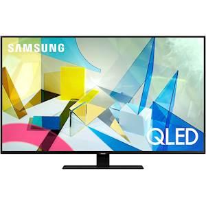 Samsung 50-Inch 4K UHD HDR Smart QLED TV