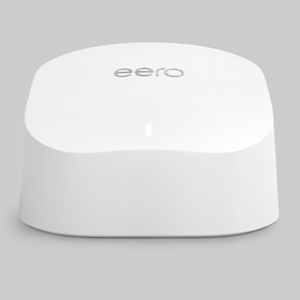 EERO 6 WI-FI ROUTER  1500SQ FT