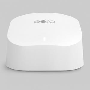 eero 6 - Single Pack - 1,500 sq. ft.