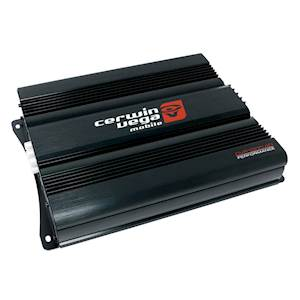 Cerwin Vega 4-Channel Bridgeable Class D Amplifier - 1200W