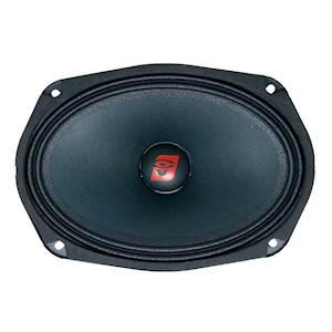 Cerwin Vega PRO 6x9-Inch Full Range Speaker EACH - 300W