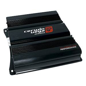 Cerwin Vega 2-Channel Bridgeable Class D Amplifier - 800W