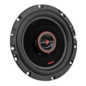 Cerwin Vega HED Series 6.5-Inch 2-Way Coaxial Car Speakers Set - 400W