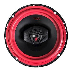 Cerwin Vega Vega Series 6.5-Inch 2-Way Coaxial Speakers - 400W