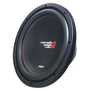 Cerwin Vega XED Series 10-Inch Single 4-Ohm Subwoofer - 1000W