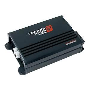 Cerwin Vega XED Series 4-Channel Amplifier - 400W