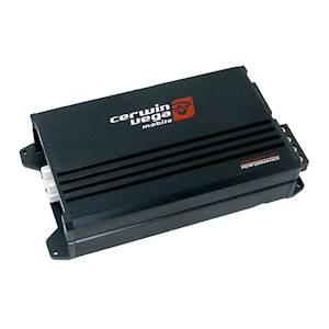 Cerwin Vega XED Series 4-Channel Amplifier - 600W
