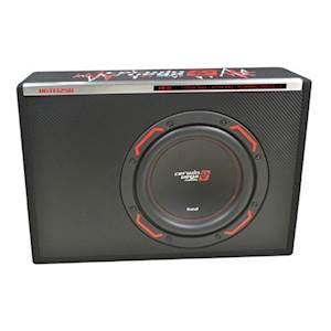 Cerwin Vega 10-Inch Subwoofer and Amplifier Kit - 400W