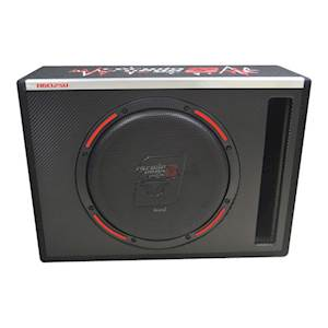 Cerwin Vega HED Series Single 12-Inch Subwoofer in Vented Enclosure - 1000W