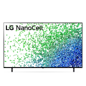 LG 55-Inch 4K Smart NanoCell TV with AI ThinQ® - Active HDR - TruMotion 120 - Local Dimming