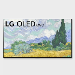 LG 65-Inch 4K Smart OLED evo TV with Gallery Design and AI ThinQ - Dolby Vision IQ - 120Hz - Pixel Level Dimming