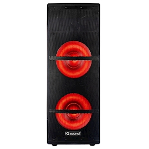 SuperSonic 2x15-Inch Bluetooth® Speaker with True Wireless Technology - 1000W