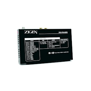 ZIGEN  1X2 SPLITTER HDMI SCAL