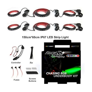 RS RGB COLOR CHASE KIT