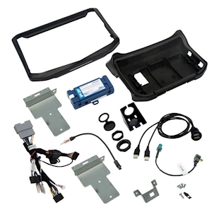 PAC RadioPRO HEIGH10 Installation Kit for Jeep Wrangler