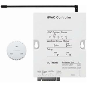 LUTRON#Wireless Thermostat int