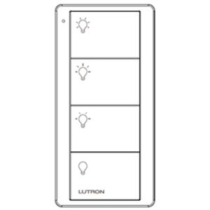 LUTRON PJ2-4B-6WH-EL2